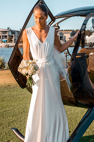 Gold Coast Helicopter Weddings